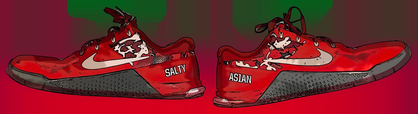 Salty Asian